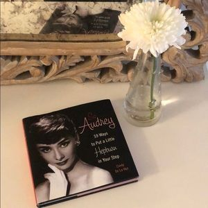 Other - Audrey Hepburn Coffee Table Picture Book